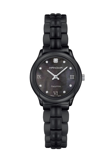 Ceas negru Gracious