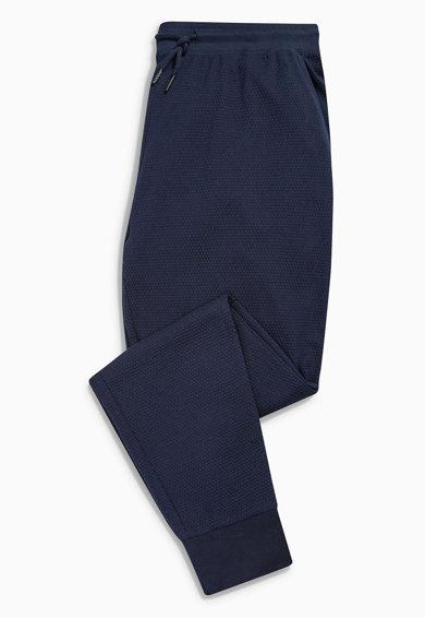 Pantaloni jogger bleumarin inchi de la NEXT