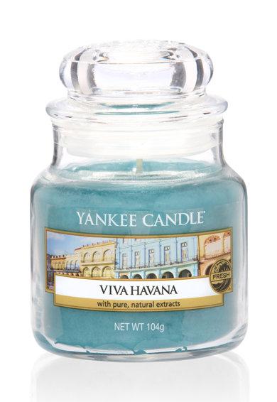 Lumanare parfumata mica in borcan Viva Havana