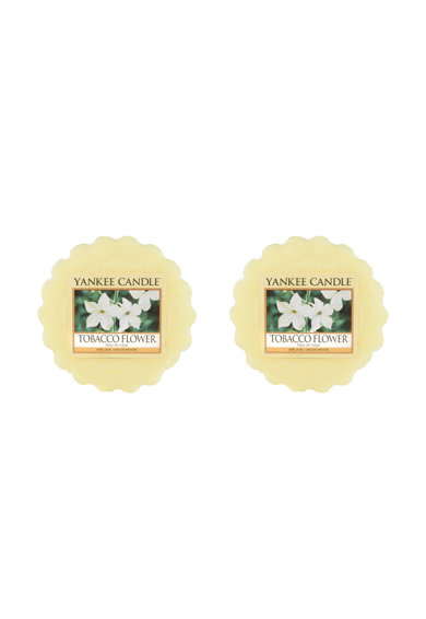 Set de tarte de ceara parfumata Tobacco Flower – 2 piese de la Yankee Candle