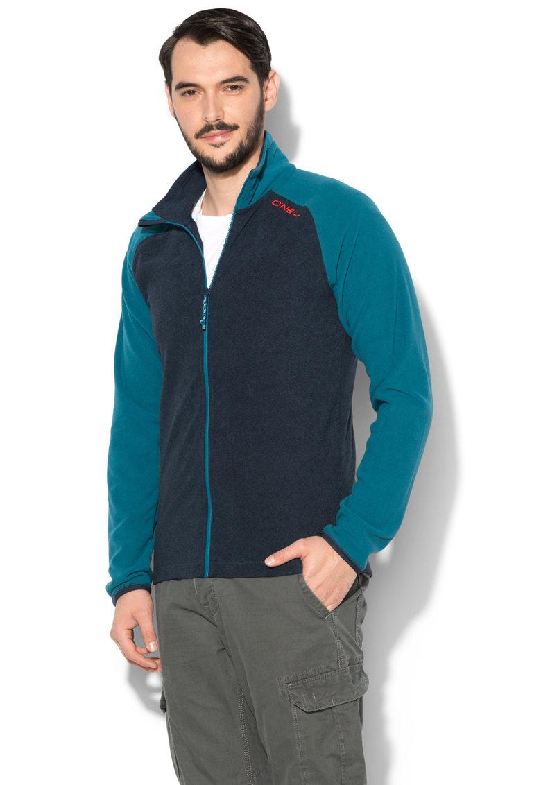 O'Neill – Bluza sport din fleece cu fermoar Ventilator de la ONeill