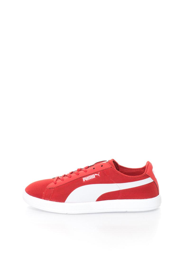 Puma Pantofi sport rosii de plasa Bolt Lite