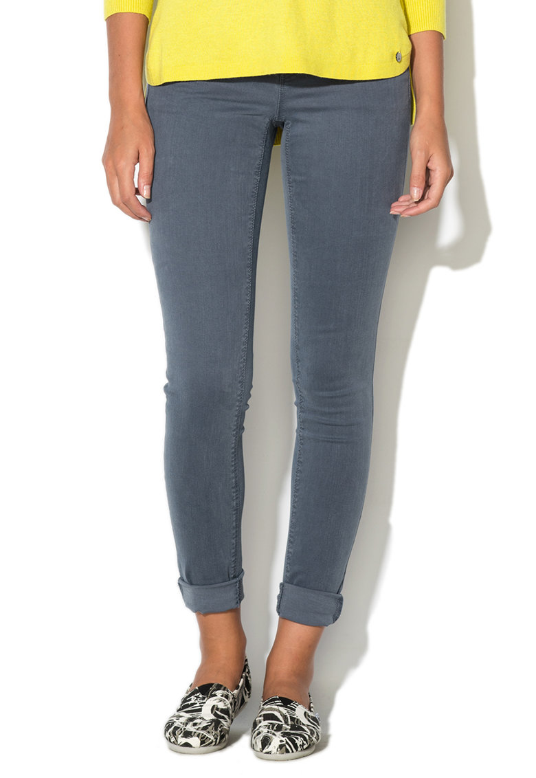 United Colors Of Benetton Jeansi skinny albastru prafuit