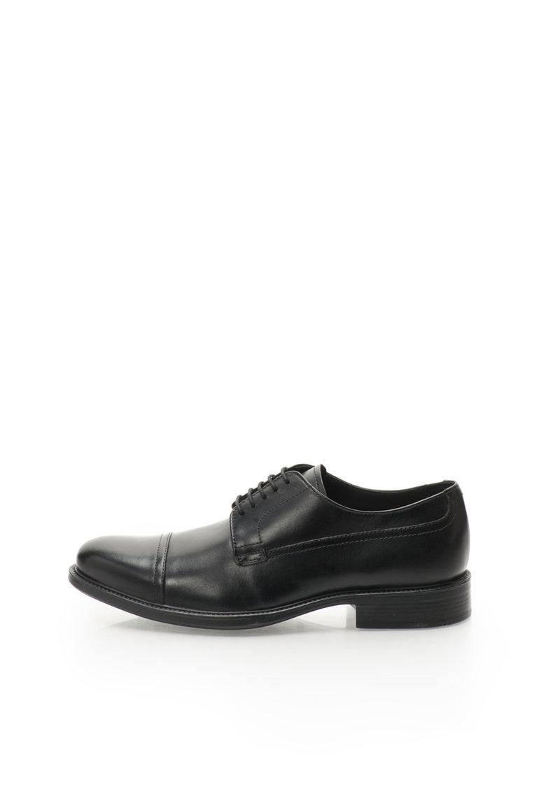 Pantofi derby de piele Carnaby