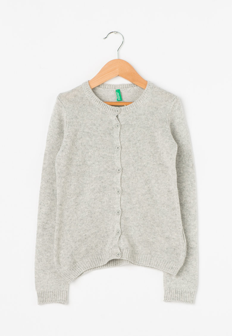 United Colors Of Benetton Cardigan gri melange