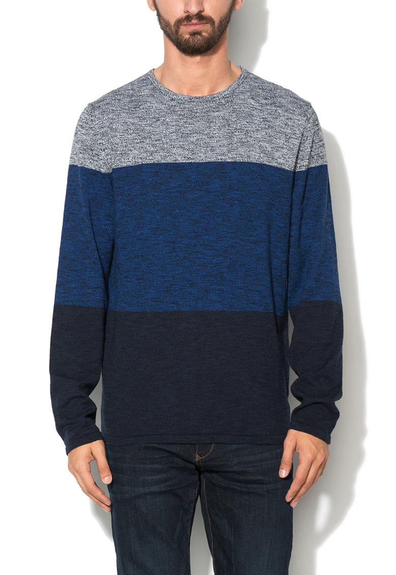 Esprit Pulover tricolor tricotat fin