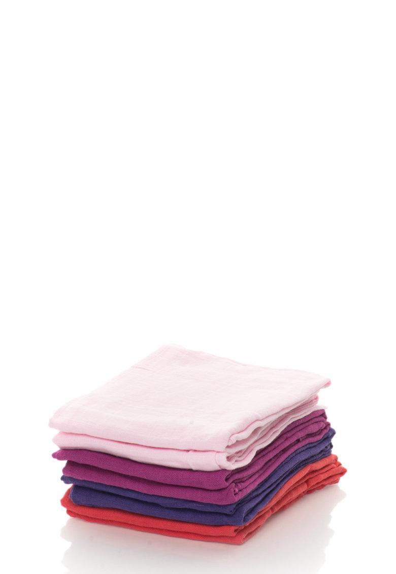 Set de scutece lavabile multicolore – 8 piese de la Pippi