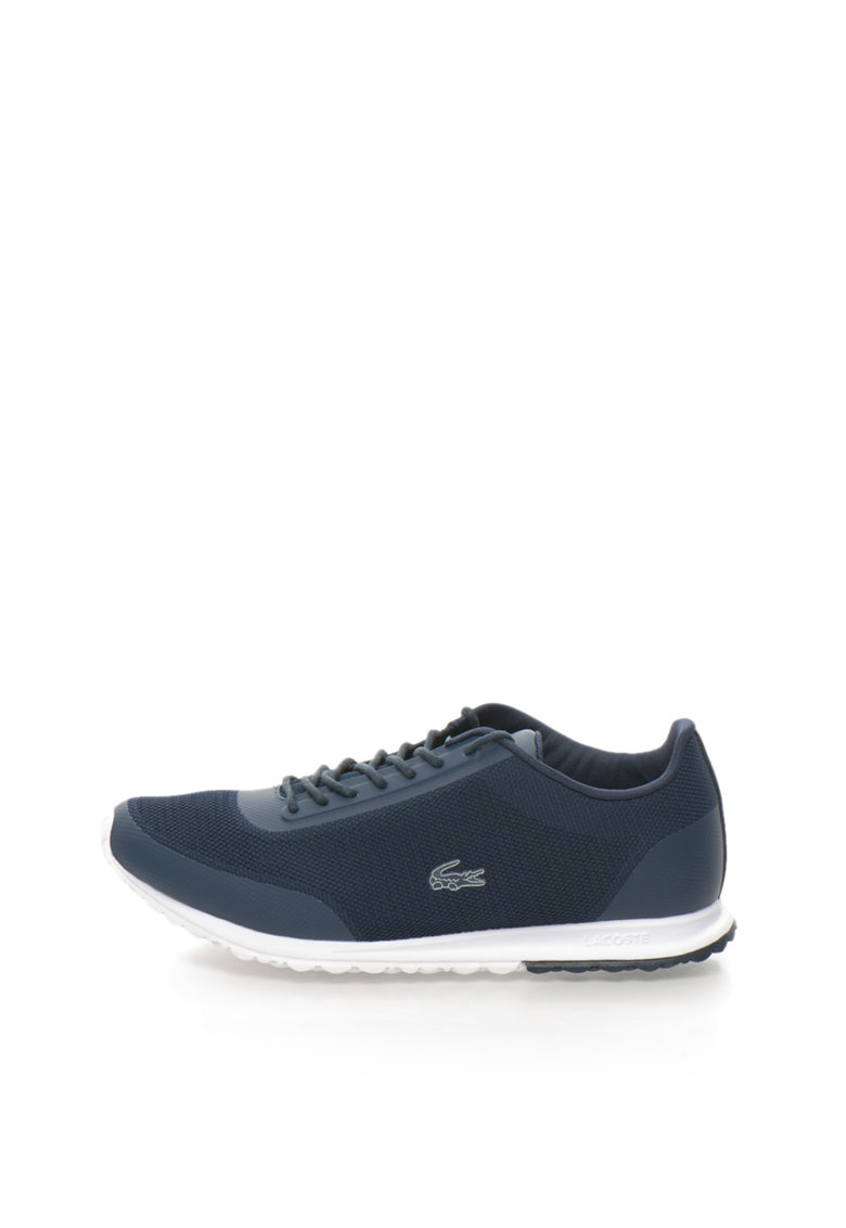 Lacoste Pantofi sport bleumarin de plasa Helaine