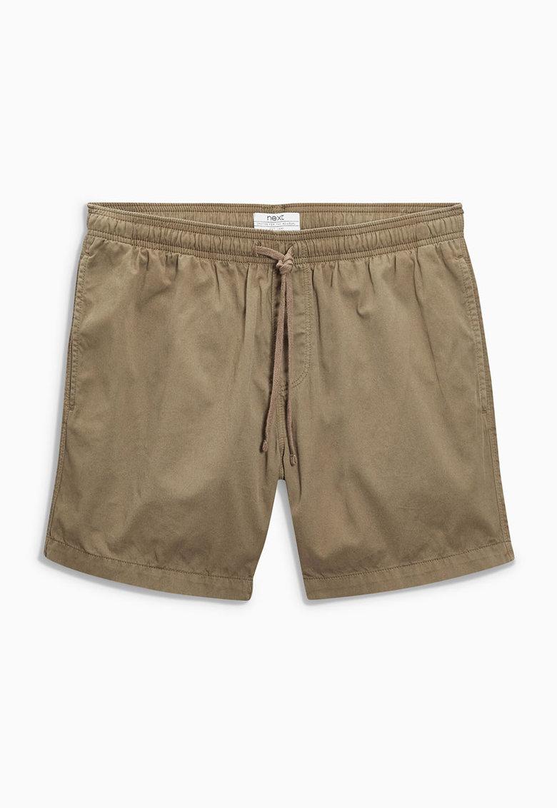 Pantaloni scurti maro nisip