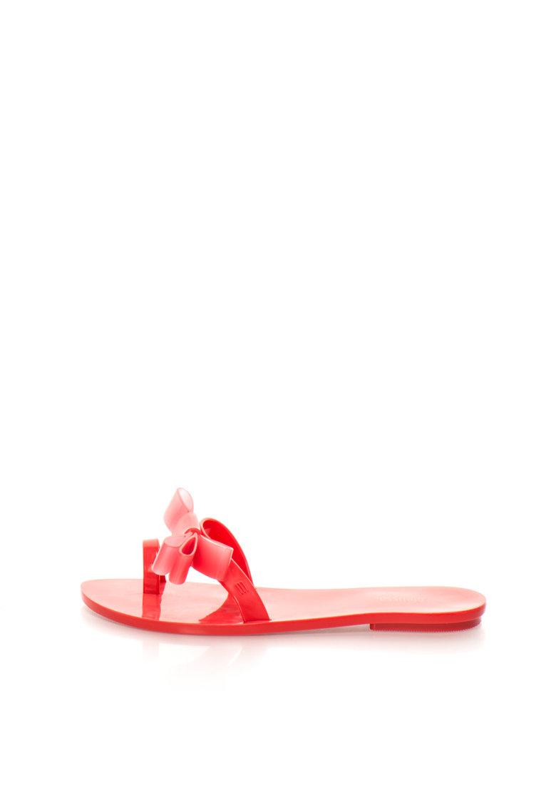 Papuci flip-flop corai cauciucati Constellation de la Melissa