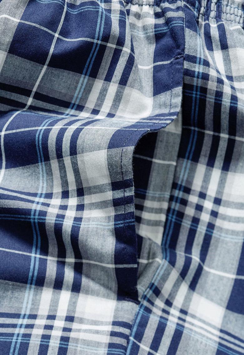 NEXT Set de tricou si pantaloni scurti in nuante de albastru