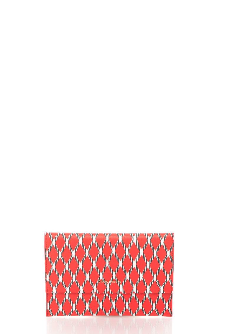 COCCINELLE Geanta plic tricolora