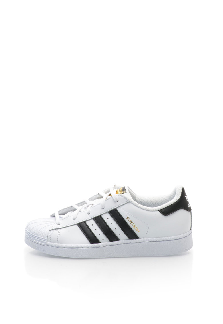 Adidas ORIGINALS Tenisi albi Superstar Foundation