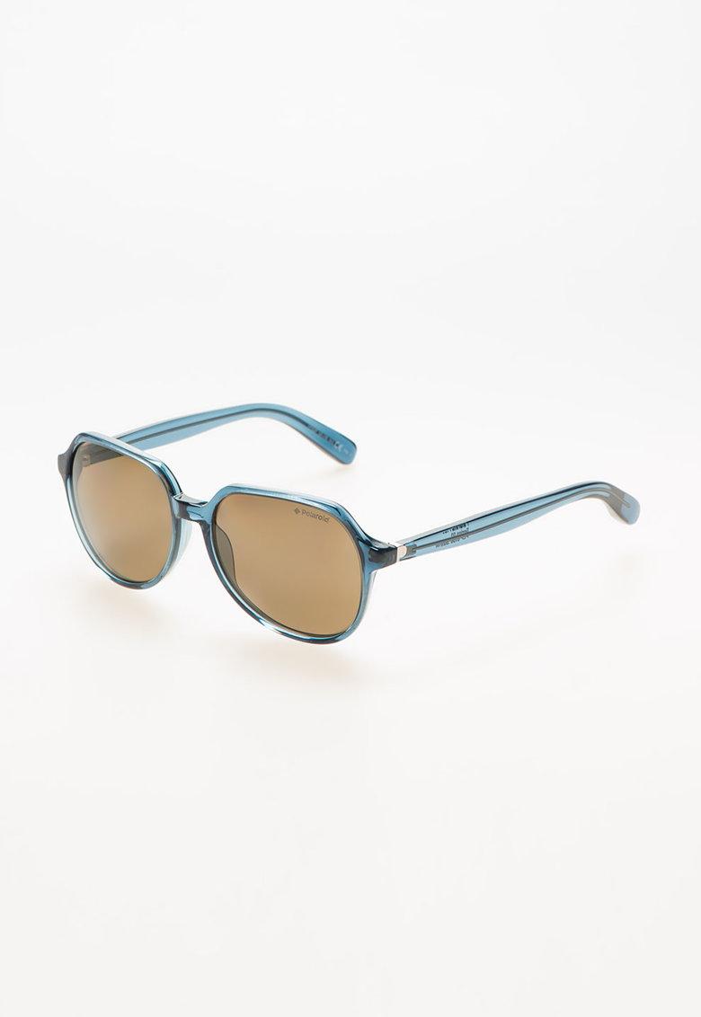 Polaroid Ochelari de soare transparenti