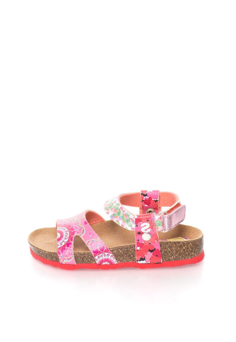 Desigual Sandale multicolore Trazos