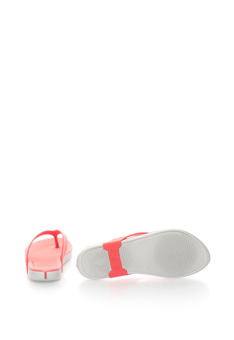 Papuci flip-flop cu talpa interioara moale RX