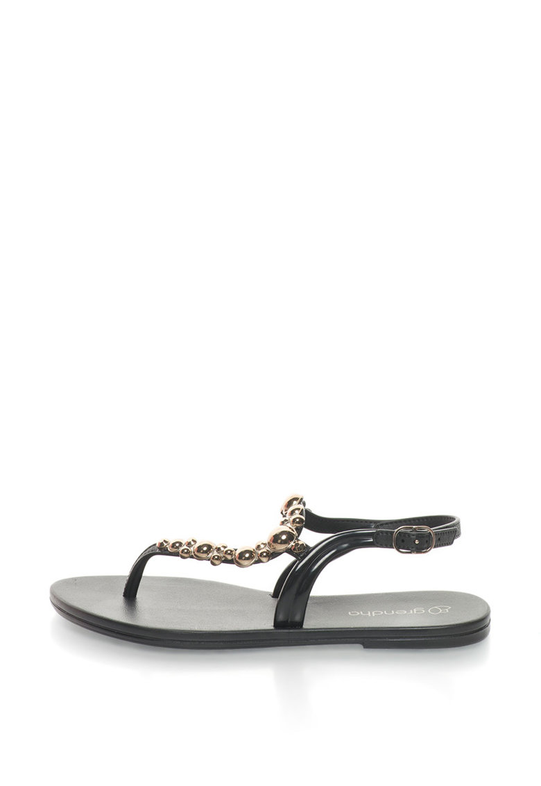 Grendha Sandale slingback cauciucate