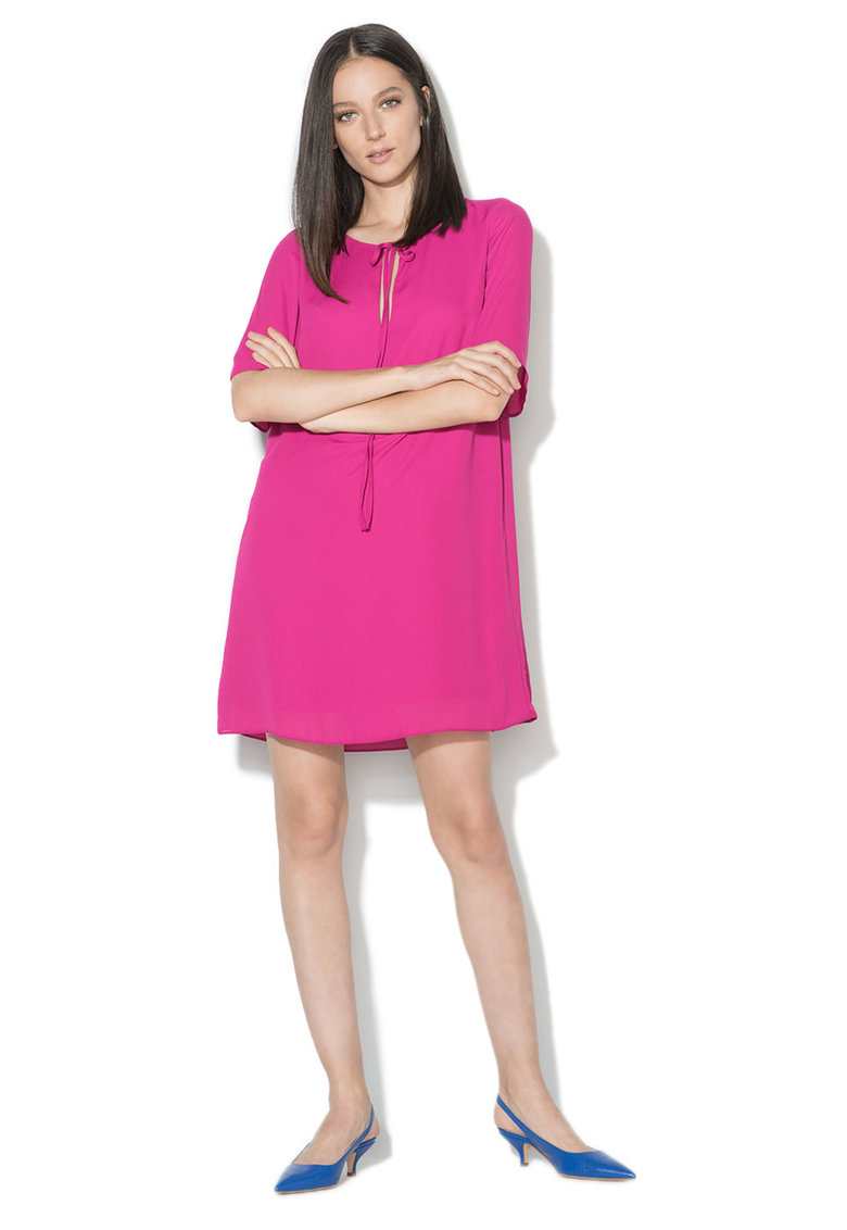 Zee Lane Collection Rochie fucsia scurta