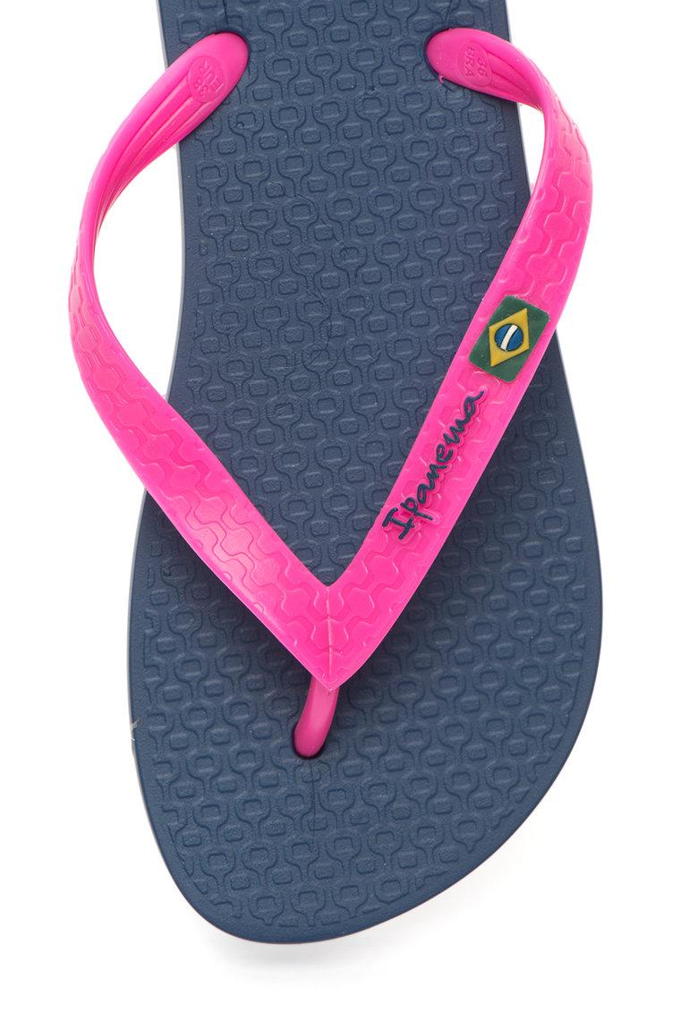 Ipanema Papuci flip-flop cu logo Clas Brasil
