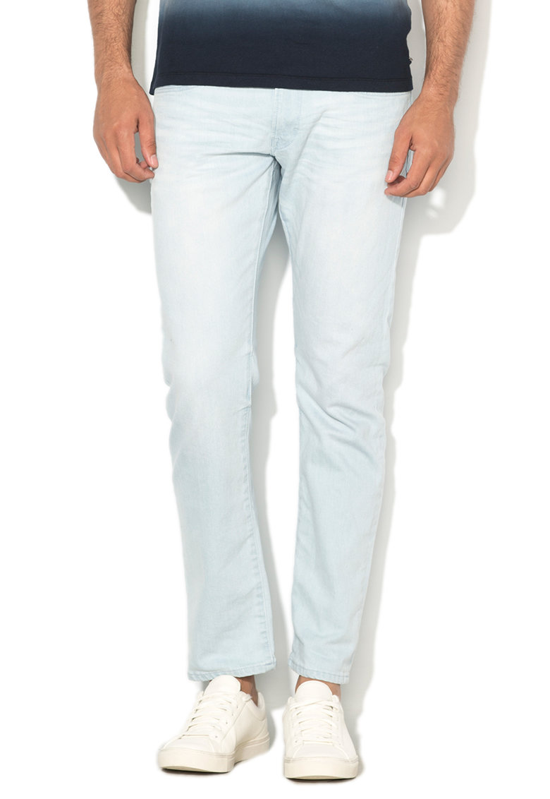 EDC by ESPRIT Blugi slim fit bleu