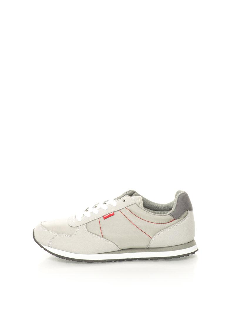 Levis Pantofi sport gri deschis