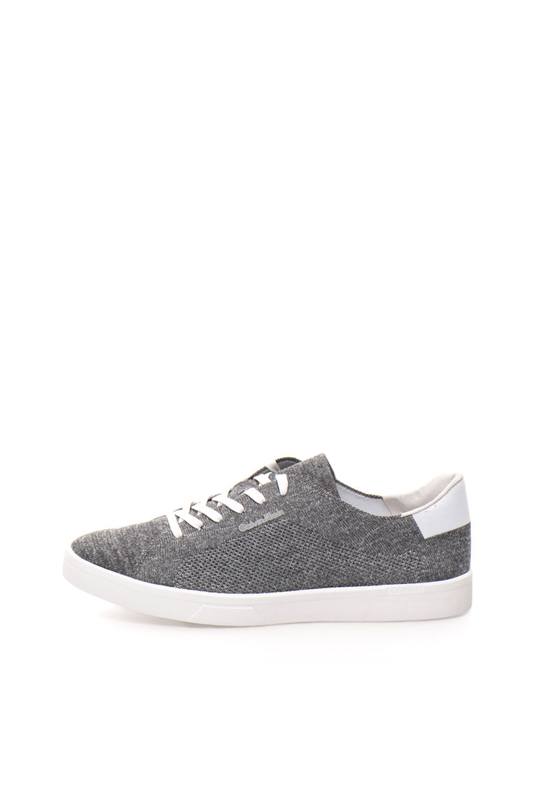 Calvin Klein Pantofi sport gri melange Ion