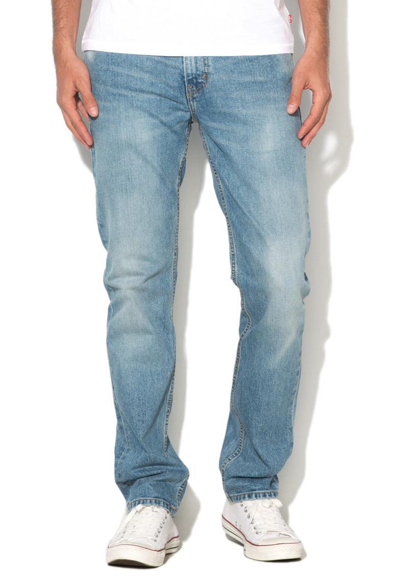 Levis Blugi albastri comfort fit 511 Clif