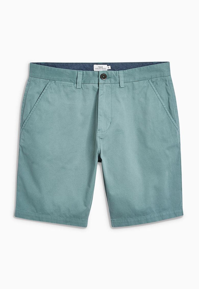 NEXT Pantaloni scurti chino albastru mineral