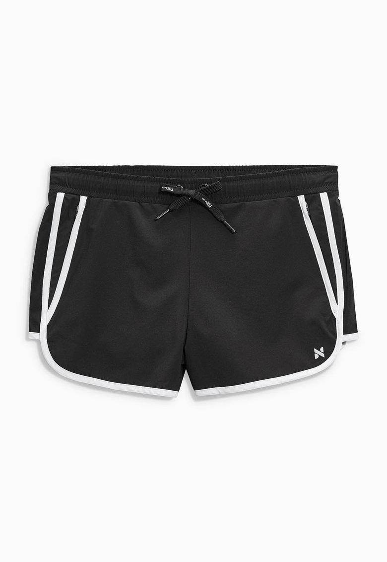 Pantaloni scurti sport negri