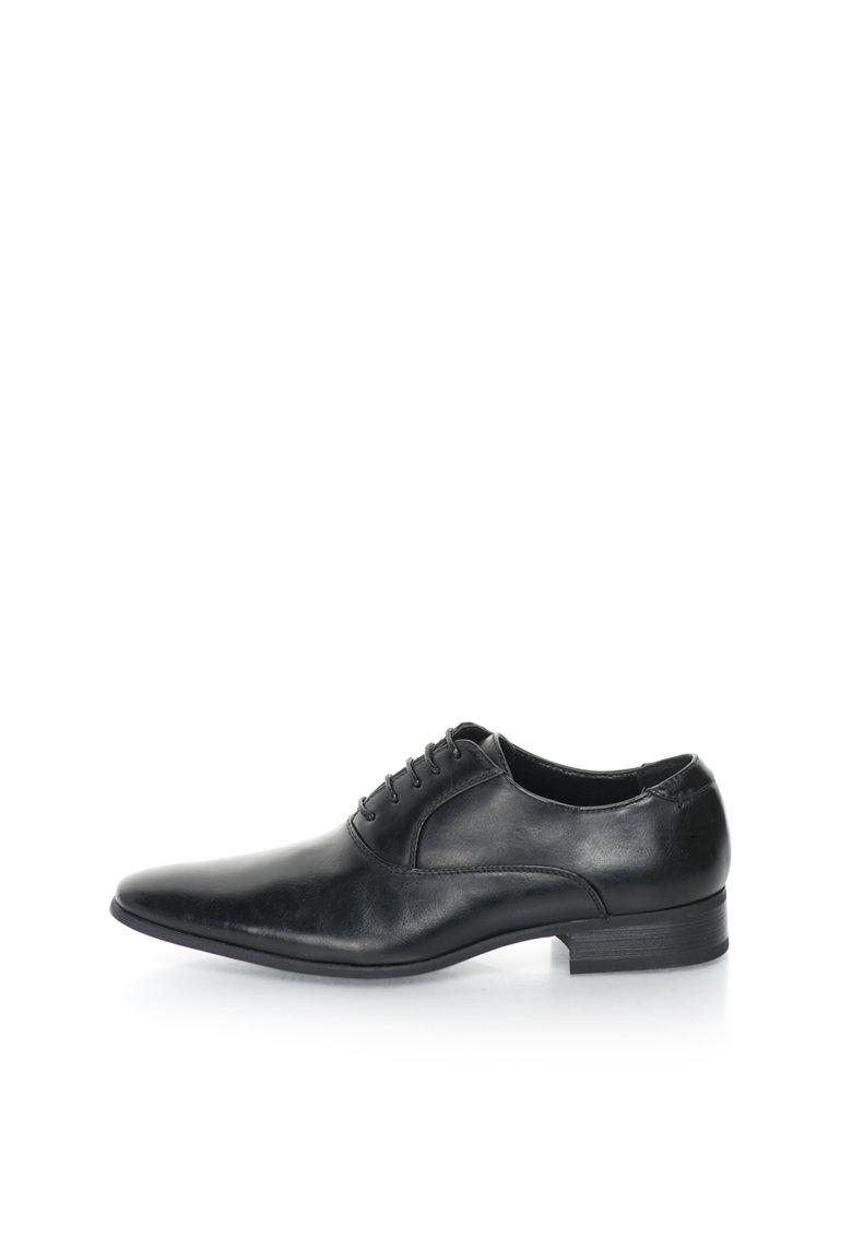 Versace 1969 Abbigliamento Sportivo Pantofi negri Jonas