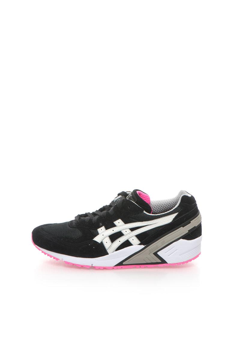 Asics Pantofi sport cu garnituri contrastante Gel Sight