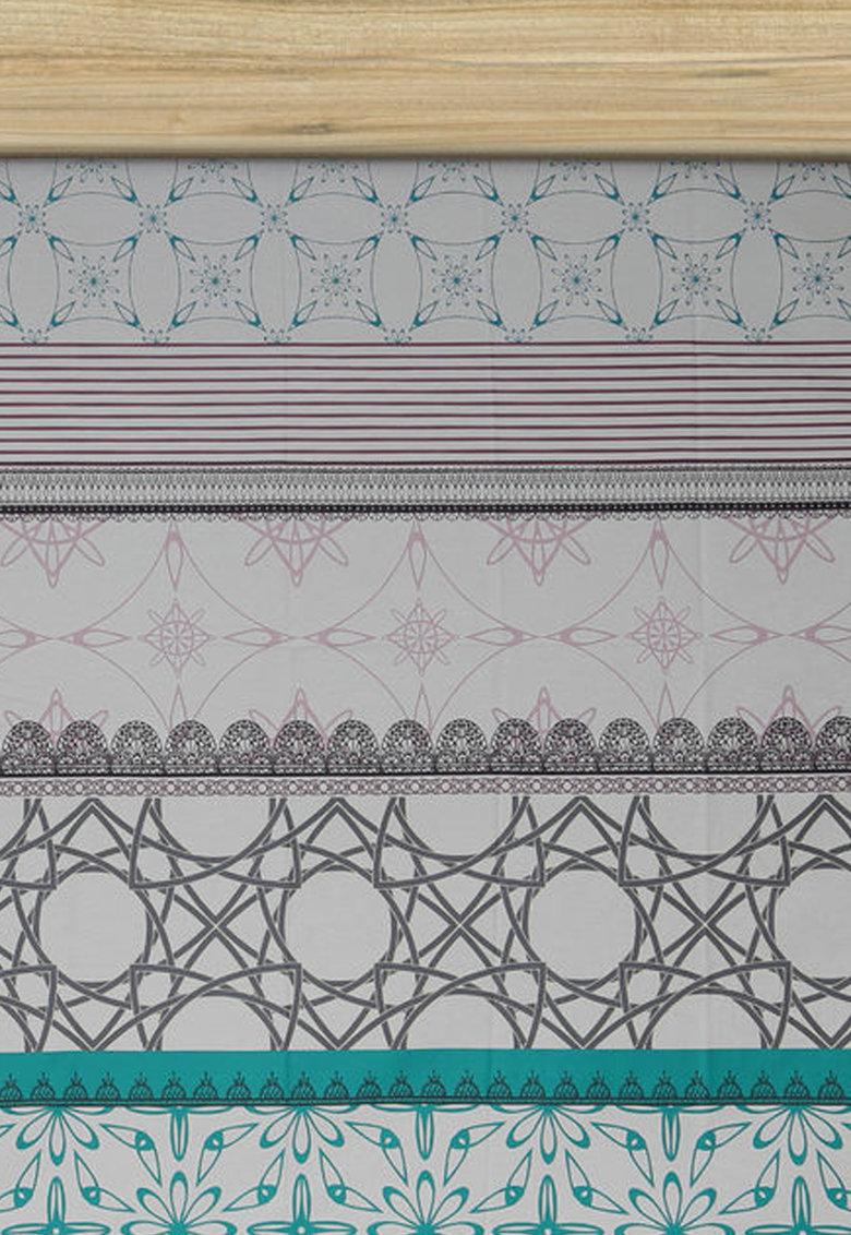 Cearsaf cu elastic cu diverse imprimeuri de la Leunelle