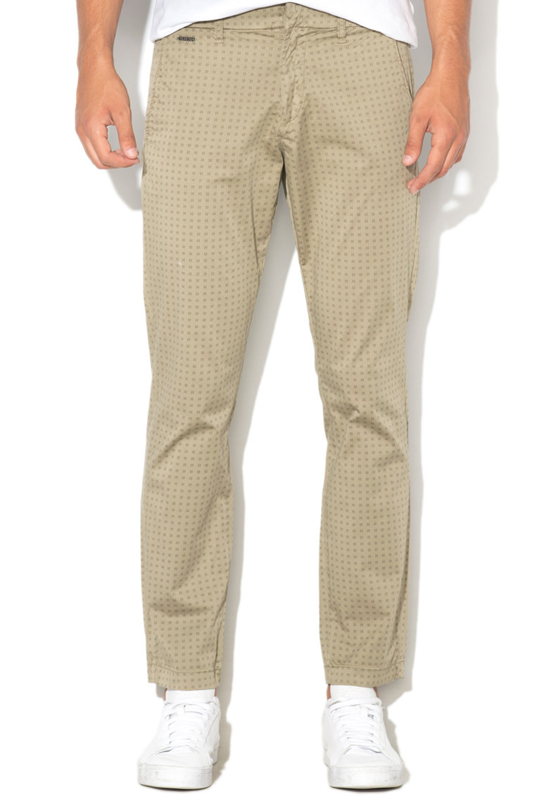 GUESS JEANS Pantaloni chino skinny Myron