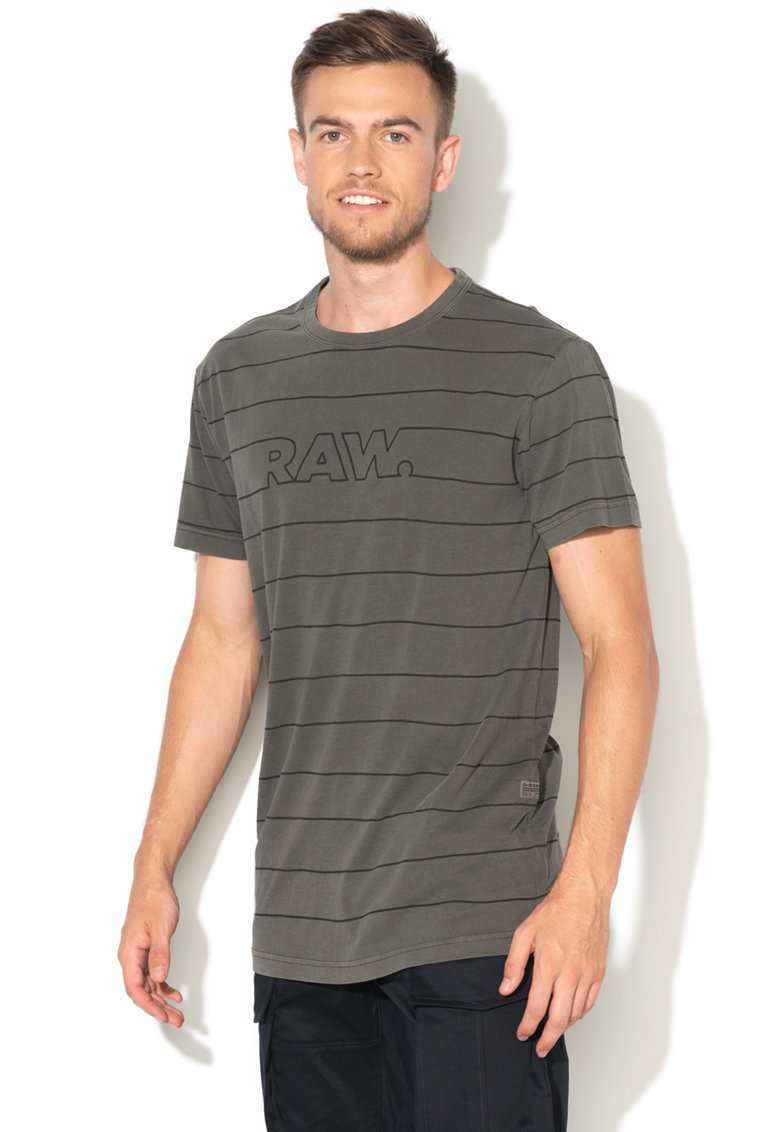 G-Star Raw G-Star – Tricou relaxed fit in dungi Merlinos