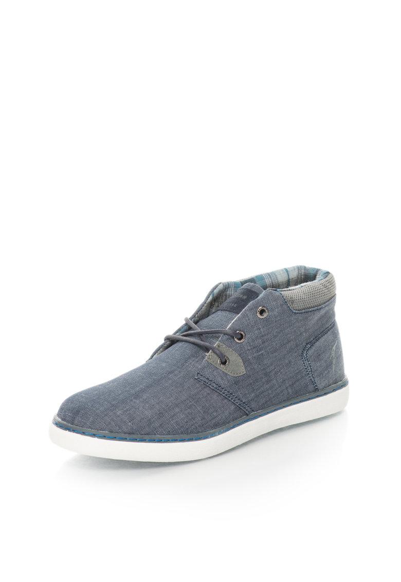 GOODYEAR Pantofi sport mid-high cu aspect de denim