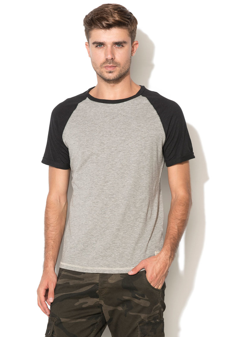 Jack & Jones - Tricou slim fit cu maneci raglan John