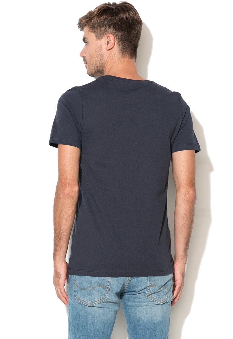 JackJones Tricou slim fit cu imprimeu Swiss