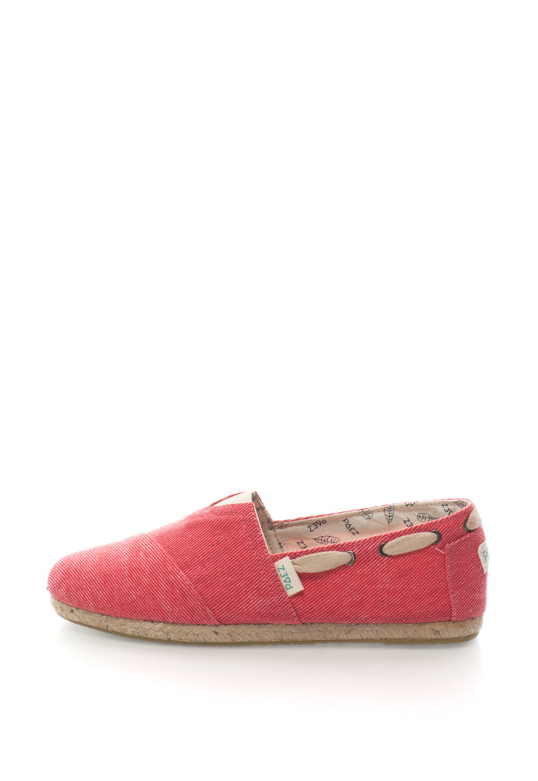 Paez Espadrile slip-on Original Raw 1730202S11