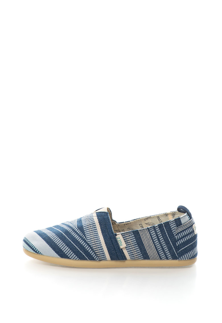 Paez Espadrile slip-on de panza cu model etnic Original Backpacker