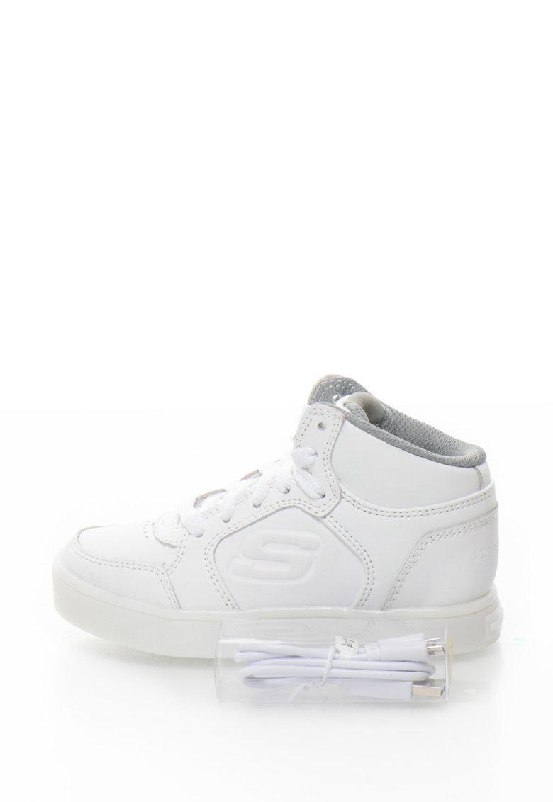 Pantofi sport inalti cu LED-uri Energy Lights