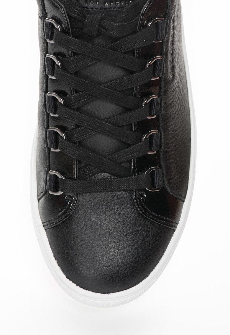 Skechers Pantofi de piele Side Street Core Set
