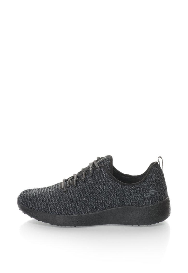 Pantofi sport tricotati Burst-Donlen de la Skechers