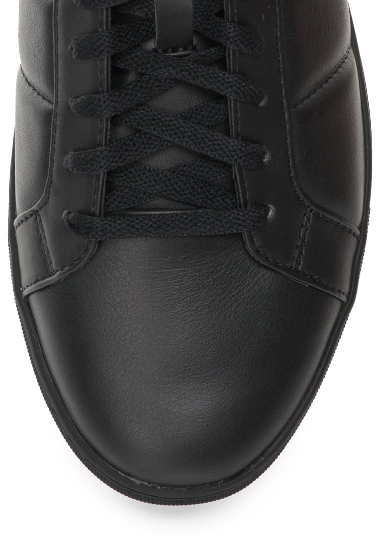 Pantofi casual de piele si material sintetic Venice