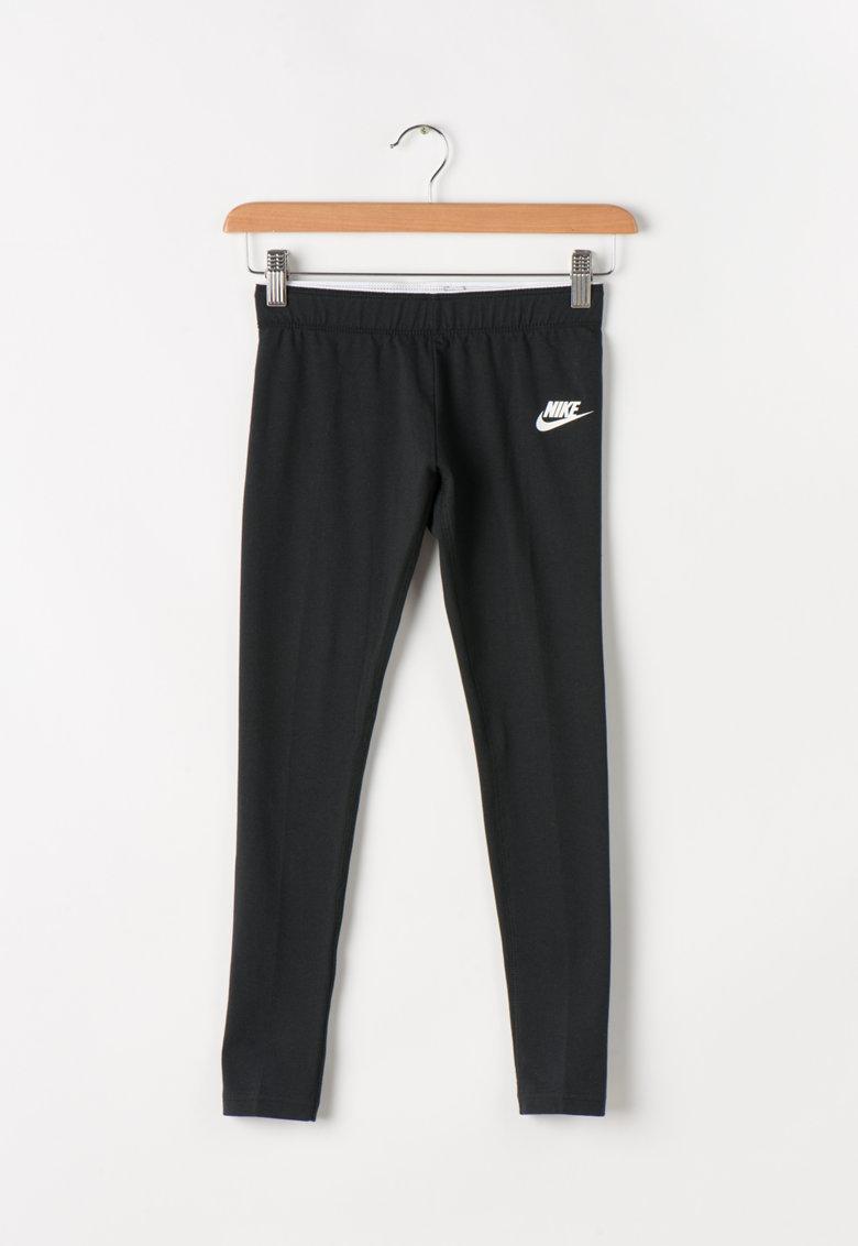 Nike Colanti sport capri cu talie elastica