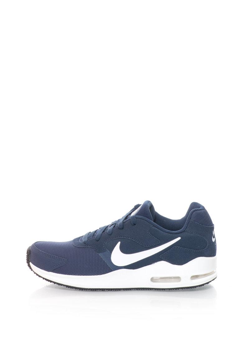 Pantofi sport cu garnituri de piele intoarsa si piele Air Max Guile