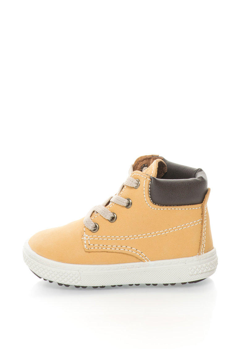Primigi Pantofi sport de piele nabuc