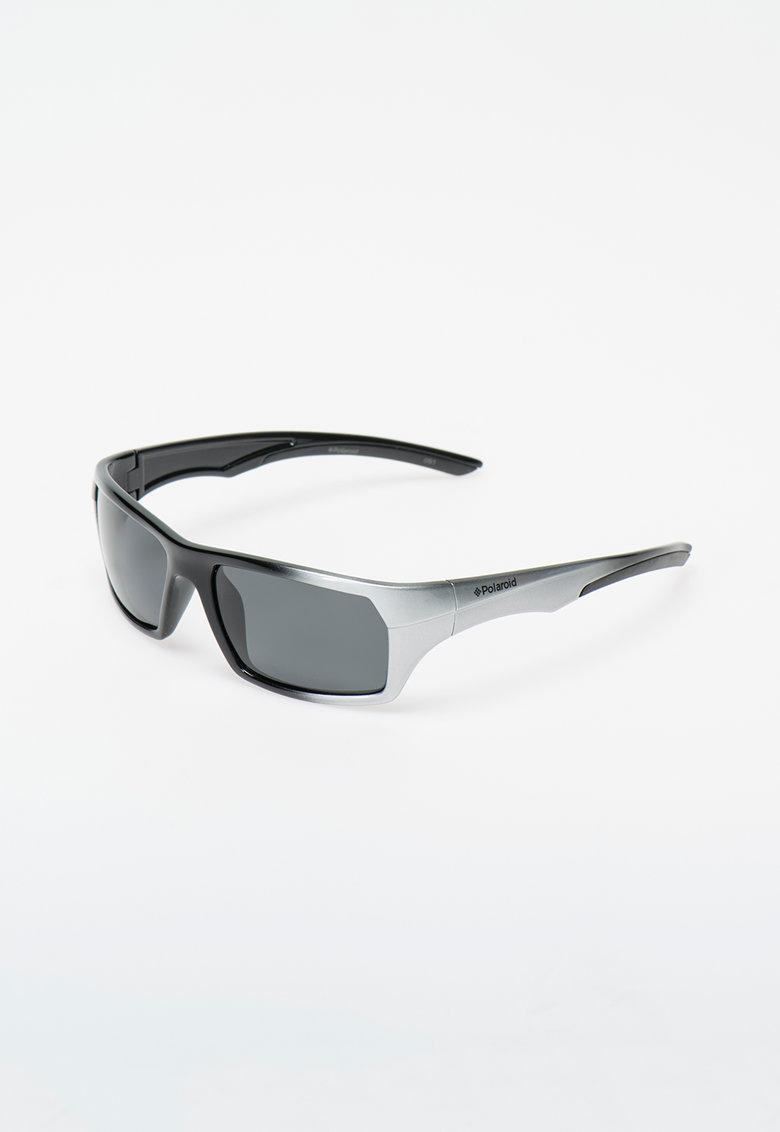 Ochelari de soare patrati – cu lentile polarizate de la Polaroid