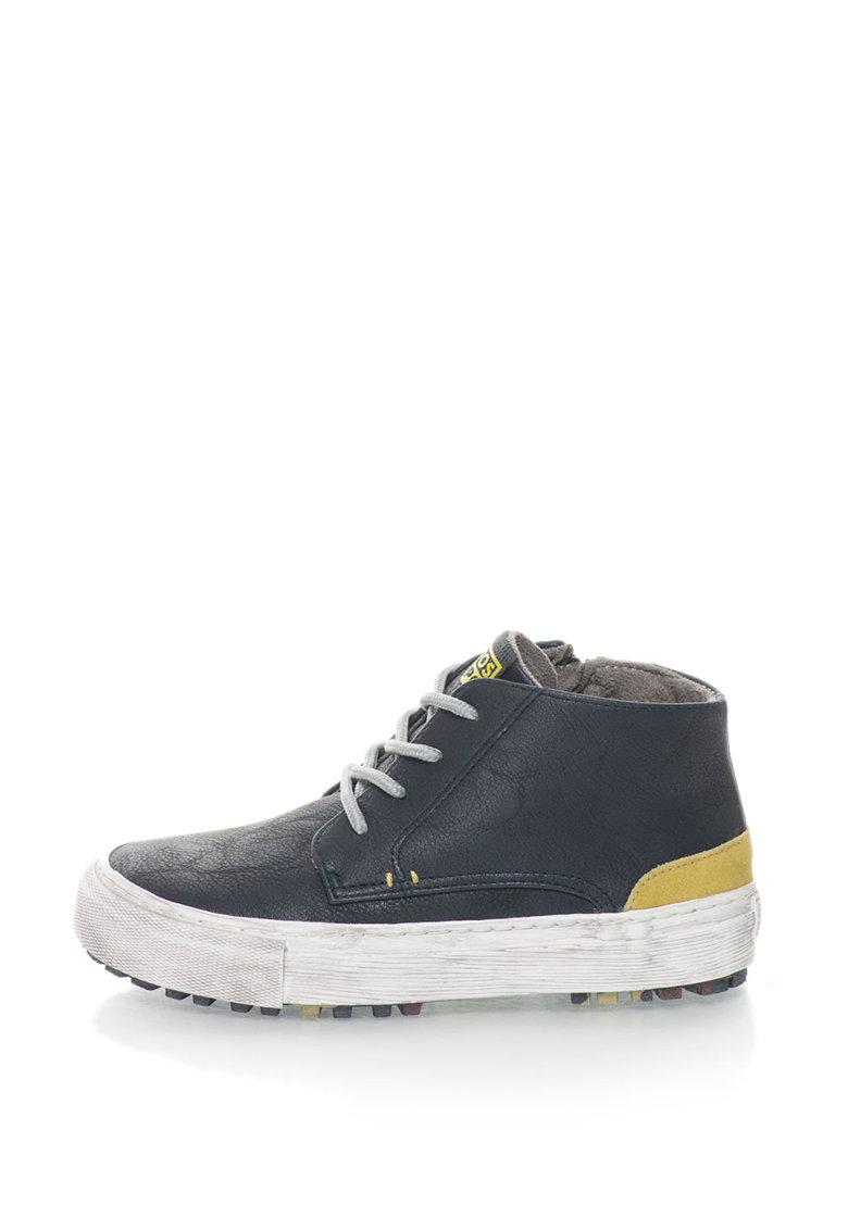 Gioseppo Pantofi sport mid-hi de piele sintetica