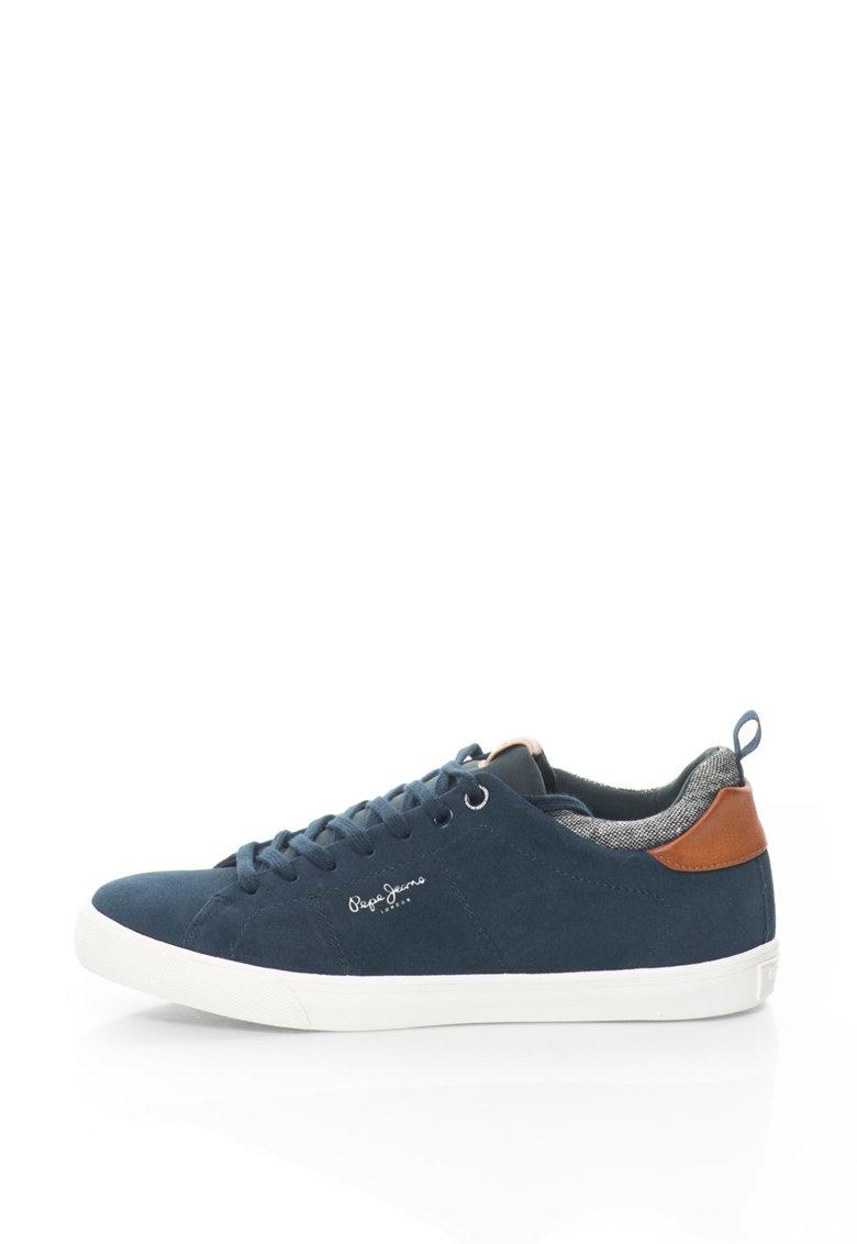 Pantofi Sport De Piele Intoarsa Marton