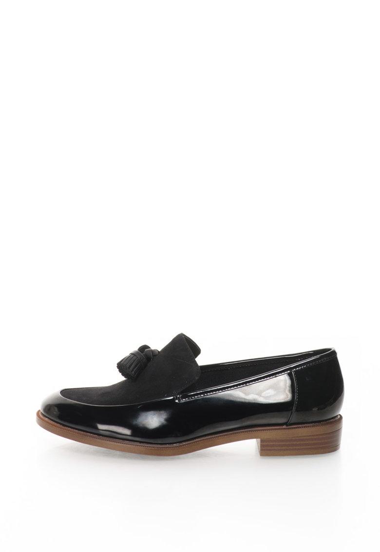 Clarks Pantofi loafer cu canafi decorativi Taylor Spring